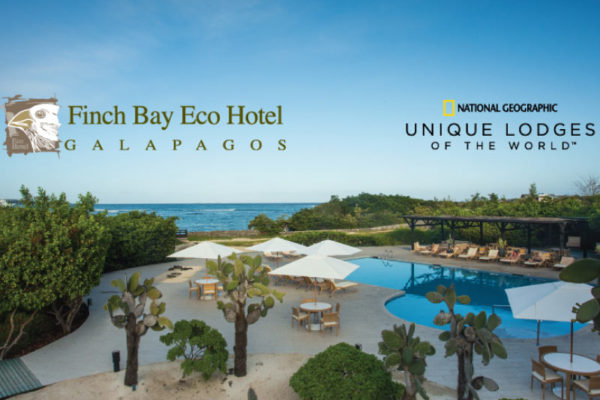 Finch Bay eco Hotel, miembro del National Geographic