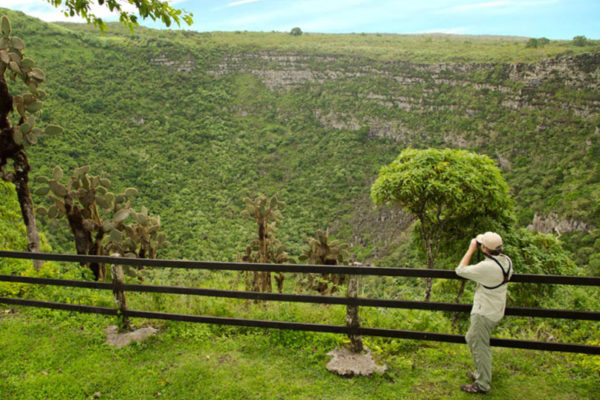 Recorrer y explorar las Islas Galápagos