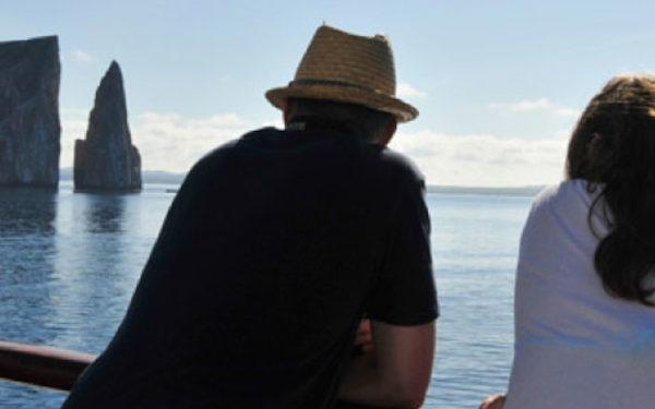 Honeymoon at he Galapagos Island