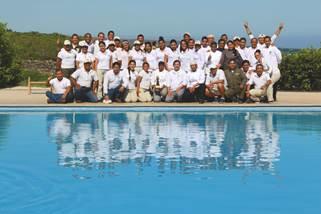 Crew - Finch Bay Galapagos Hotel
