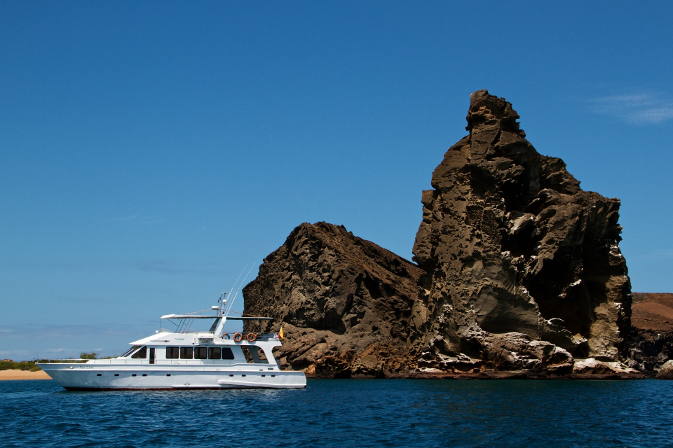 how to experience the galapagos islands yacht