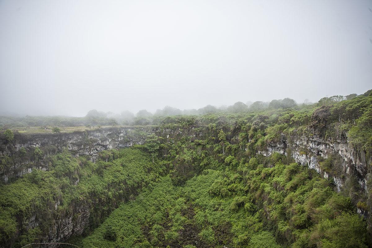 Los Gemelos in Santa Cruz Island