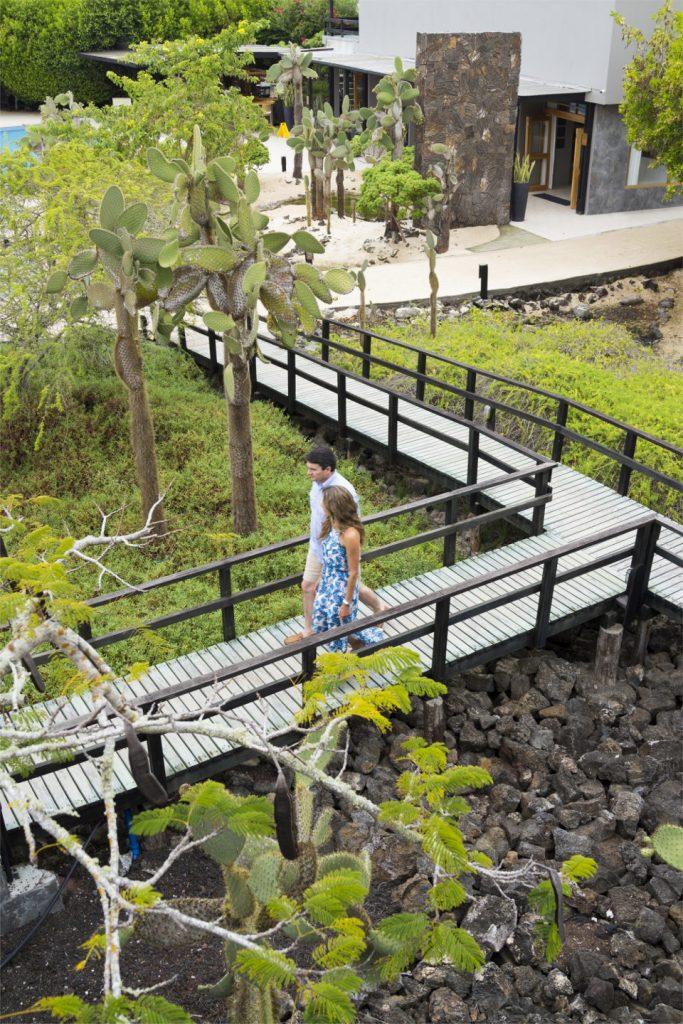 hot seasons in galapagos