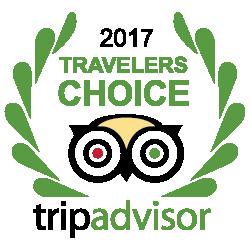 Trip Advisor - Travelers Choise 2017