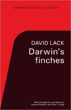 Finches David lack