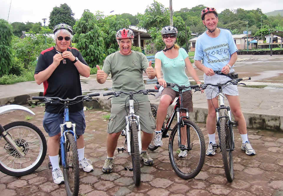 Biking in the Galapagos Islands: the adventure of a life-time