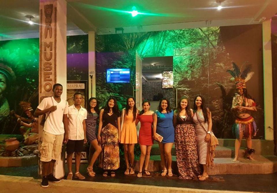 MAPRAE museum in puerto ayora