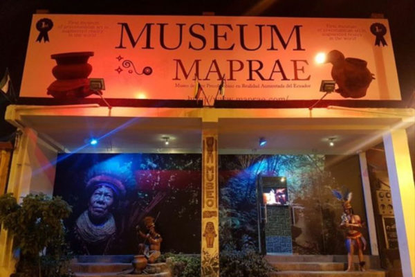 Maprae Museum in Galapagos