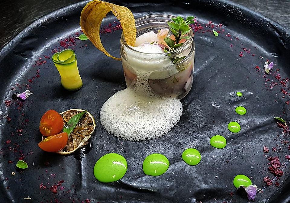 Finch Bay Galapagos Hotel cuisine