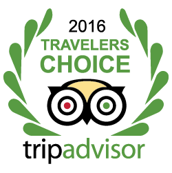 Trip Advisor - Travelers Choise 2016