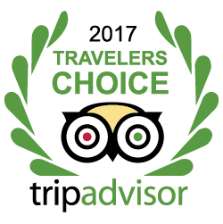 Trip Advisor - Travelers Choise 2017