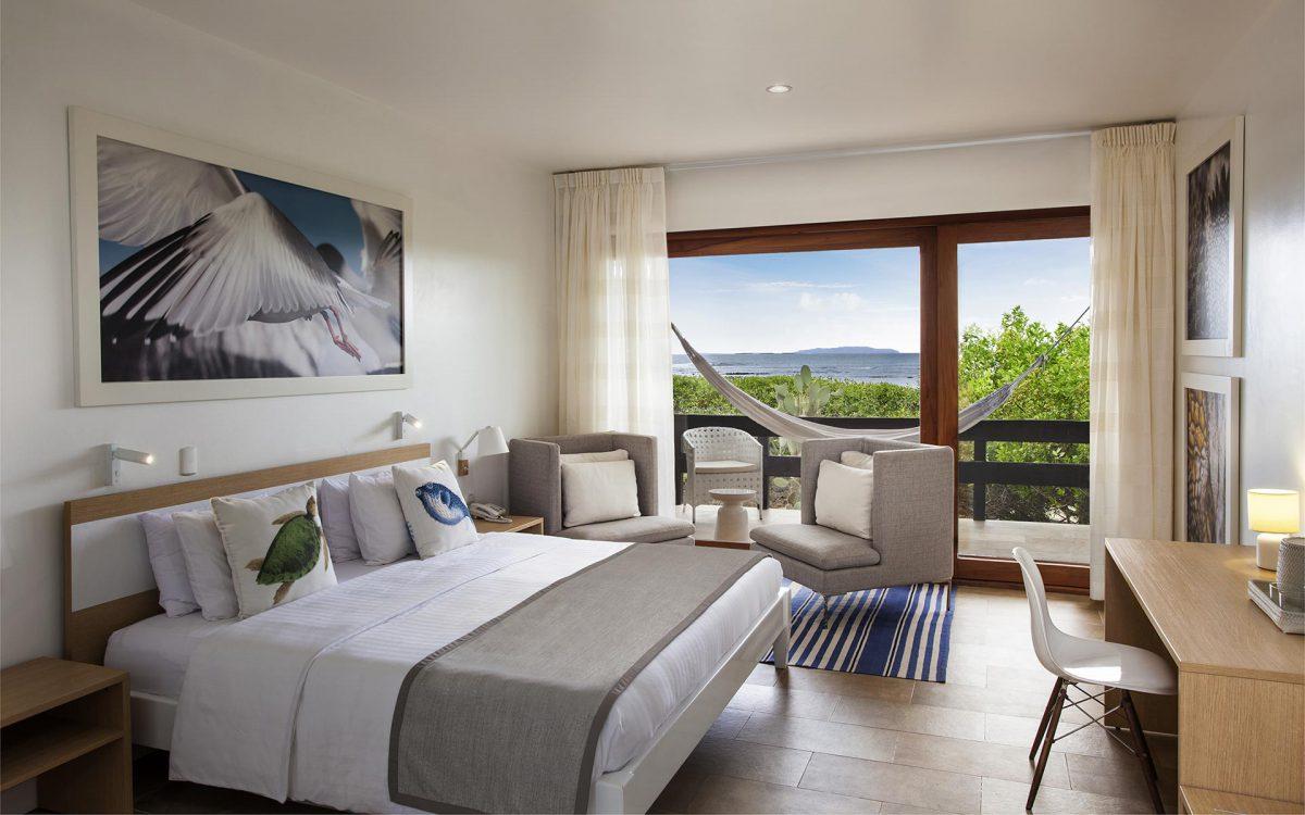 Finch Bay Hotel room