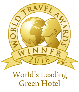 worlds leading green hotel