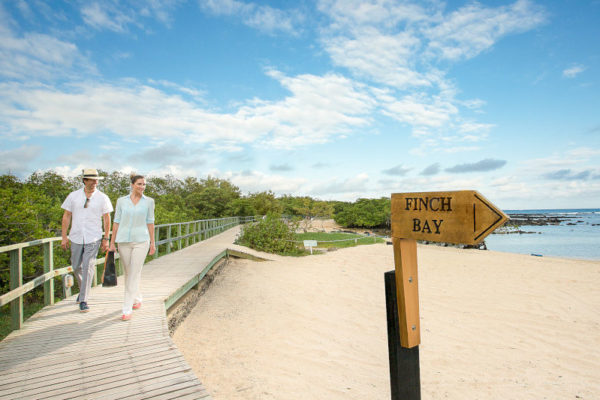 how do i get to finch bay galapagos hotel