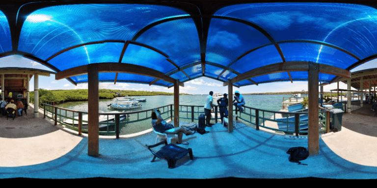Muelle Municipal de Puerto Ayora