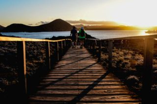 Day-tour to Bartolome Island with Finch Bay Galapagos Hotel