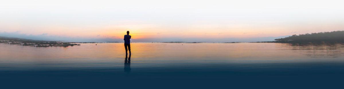 Sunset at Galapagos