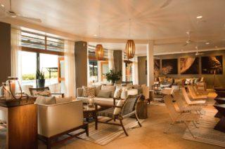 Finch Bay Galapagos Hotel's lobby