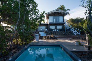 The spa at Finch Bay Galapagos Hotel