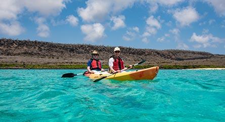 Programa Completo del Finch Bay Galapagos Hotel
