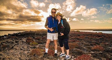 Programa Mar y Tierra en Galápagos del Finch Bay Hotel