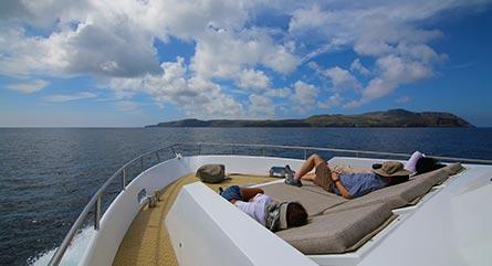 Programa Mar del Finch Bay Galapagos Hotel