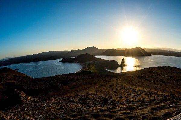 Bartolomé es una de las más icónicas islas del archipiélago.
