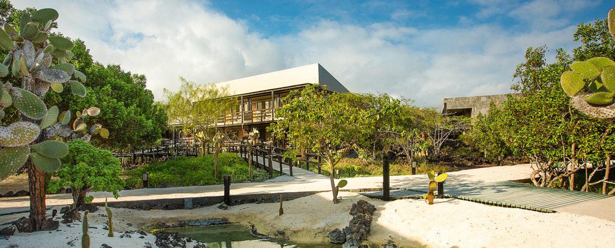 Finch Bay Galapagos Hotel in Ecuador
