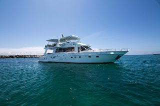 Finch Bay Hotel's Sea Lion Yacht in Galapagos