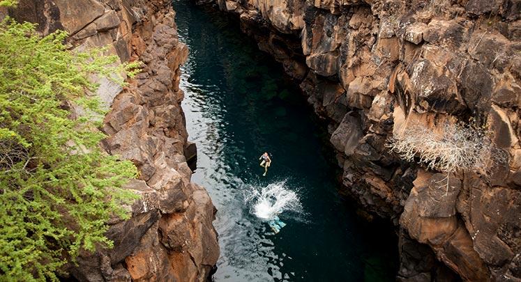 Finch Bay Galapagos Hotel's Your Way Program