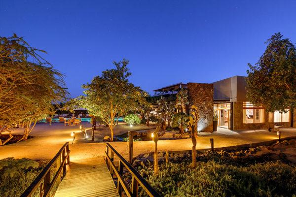 Finch Bay Hotel a garden green hotel