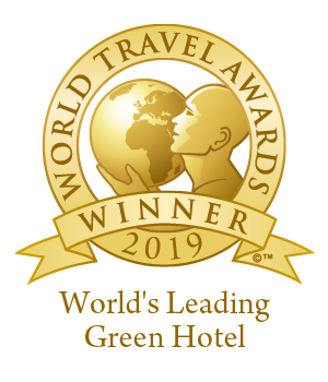 World's leading green hotel Finch Bay 2019