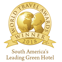 South America Leading Green Hotel 2018