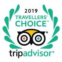 Trip Advisor Travellers Choice 2019