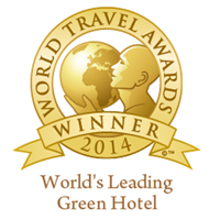 WTA - World leading green hotel 2014