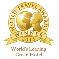 WTA - World leading green hotel 2015