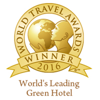 WTA - World leading green hotel 2016