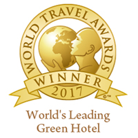 WTA - World leading green hotel 2017