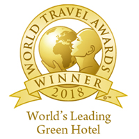 WTA - World leading green hotel 2018