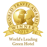 WTA - World leading green hotel 2019