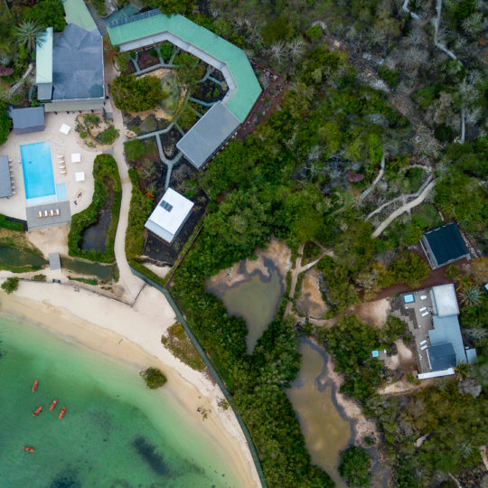 The best hotel in the Galapagos Islands
