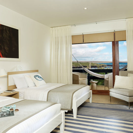 Finch Bay Galapagos Hotel`s suite