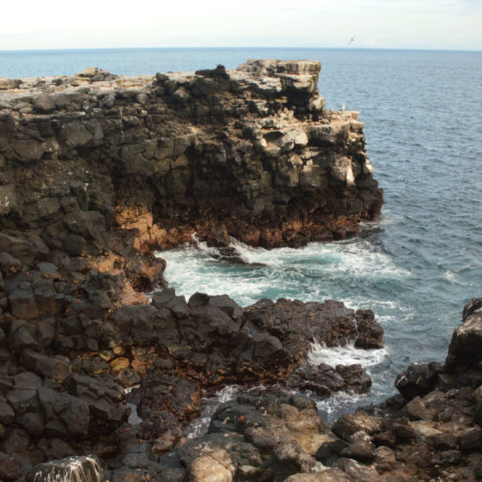 Beautiful picture of the Galapagos Island