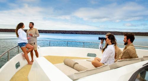 Promoción para viajar a las Islas Galápagos en el Yate Sea Lion